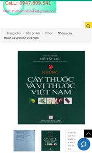 Cây thuốc và vị thuốc Việt Nam