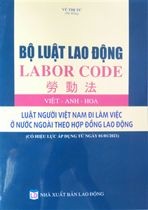 Luật lao động tiếng Hoa 2022