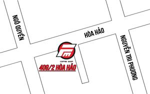 BẢN ĐỒ ĐẾN SHOP(MAP TO SHOP)