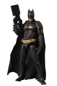 MAFEX BATMAN THE DARK KNIGHT 2.0 LIKE NEW
