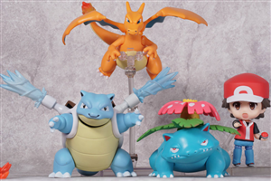 NENDOROID POKEMON RED CHAMPION FULL FAKE