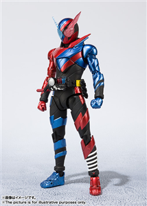 SHF KAMEN RIDER BUILD RABBIT TANK