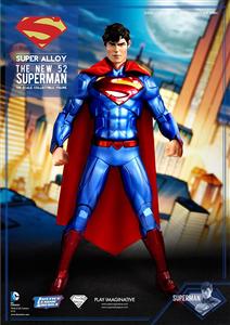 SUPER ALLOY 1/6 SUPERMAN 52 2ND