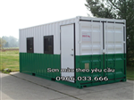 Cho thuê container văn phòng giá rẻ