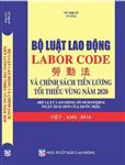 Bộ Luật lao động tiếng Hoa 2020