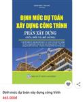 Định mức xây dựng 2019