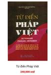 Từ Điển Pháp Việt