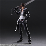 (KÍ GỬI) PLAY ARTS KAI FF8 SQUALL KO BOX