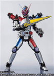 (PRE-ORDER CLOSED) SHF KAMEN RIDER ZI O BUILD ARMOR