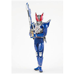 (RAH) REAL ACTION HERO KAMEN RIDER NEW DEN-O STRIKE FORM 2ND
