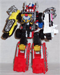ACTION FIGURE DRIVEMAX MEGAZORD 2ND