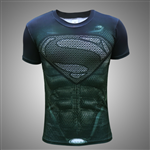 ÁO SUPERMAN MAN OF STEEL SIZE XL