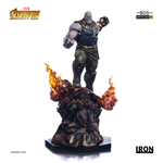 AVENGERS INFINITY WAR 10 THANOS FIGURE COLLECTION AWARD