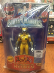 BANDAI  YELLOW POWER RANGER