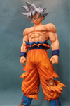 BANPRESTO RESOLUTION OF SOLDIERS ULTRA INSTINCT SON GOKU