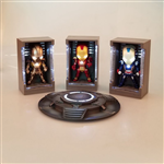 BASE LED IRON MAN
