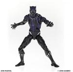 BLACK PANTHER MARVEL LEGENDS BLACK PANTHER (MBAKU BAF)