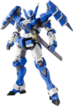 BRS FULL METAL PANIC ANOTHER BLAZE RAVEN 124 2ND