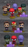 CHIBI AVENGER INFINITY WAR SET FAKE
