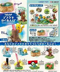 CHIBI POKEMON DIORAMA DESKTOP SET