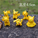 CHIBI POKEMON PIKACHU SET 6
