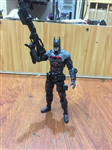 DC COLLECTIBLE BATMAN ARKHAM KNIGHT (RED HOOD SUIT)