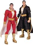 DC ESSENTIALS SHAZAM AND BLACK ADAM