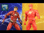 DC MULTIVERSE THE FLASH FROM PAGE TO SCREEN SET