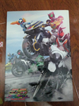 DVD BLU-RAY KAMEN RIDER FOURZE MOVIE