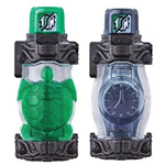 DX BUILD TURLE & WATCH FULL BOTTLE