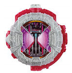 DX DECADE COMPLETE FORM RIDE WATCH 2ND