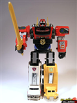 DX LIGHTSPEED MEGAZORD VICTORY ROBOT 2ND