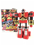 DX RED PUNCHER 2ND