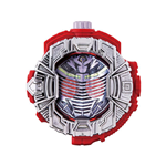 DX RYUKI RIDE WATCH 2ND