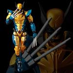 FIGHTING ARMOR WOLVERINE (JPV)