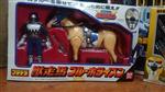 GINGAMAN BLUE RANGER & HORSE BOXED