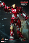 HOT TOYS IRON MAN MK35 RED SNAPPER
