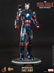 HOTTOYS IRON PATRIOT KO BOX