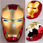 IRON MAN HEAD (LED + MOTOR)