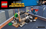 LEGO 76044 SUPER HEROES CLASH OF THE HEROES