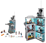 LEGO DECOOL AVENGER TOWER