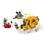 LEGO SUPER HEROES GUARDIANS OF THE GALAXY AYESHAS REVENGE