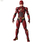 MAFEX JUSTICE LEAGUE THE FLASH FAKE