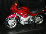 1:18 MAISTO MOTORCYCLE BMW R1100RS