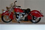 1:18 MAISTO MOTORCYCLE HARVEY DAVIDSON