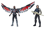 MARVEL LEGEND INFINITY WAR :FALCON & WINTER SOLDIER