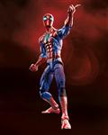 MARVEL LEGEND SPIDER MAN COMIC KO BOX