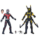 MARVEL LEGEND TWO PACK ANT-MAN &YELLOW JACKET