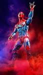 MARVEL LEGENDS GAMERVERSE SPIDER MAN VELOCITY