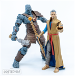 MARVEL LEGENDS GRANDMASTER AND KORG